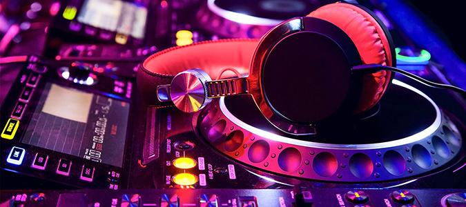 Cửa hàng thiết bị Hot DJ