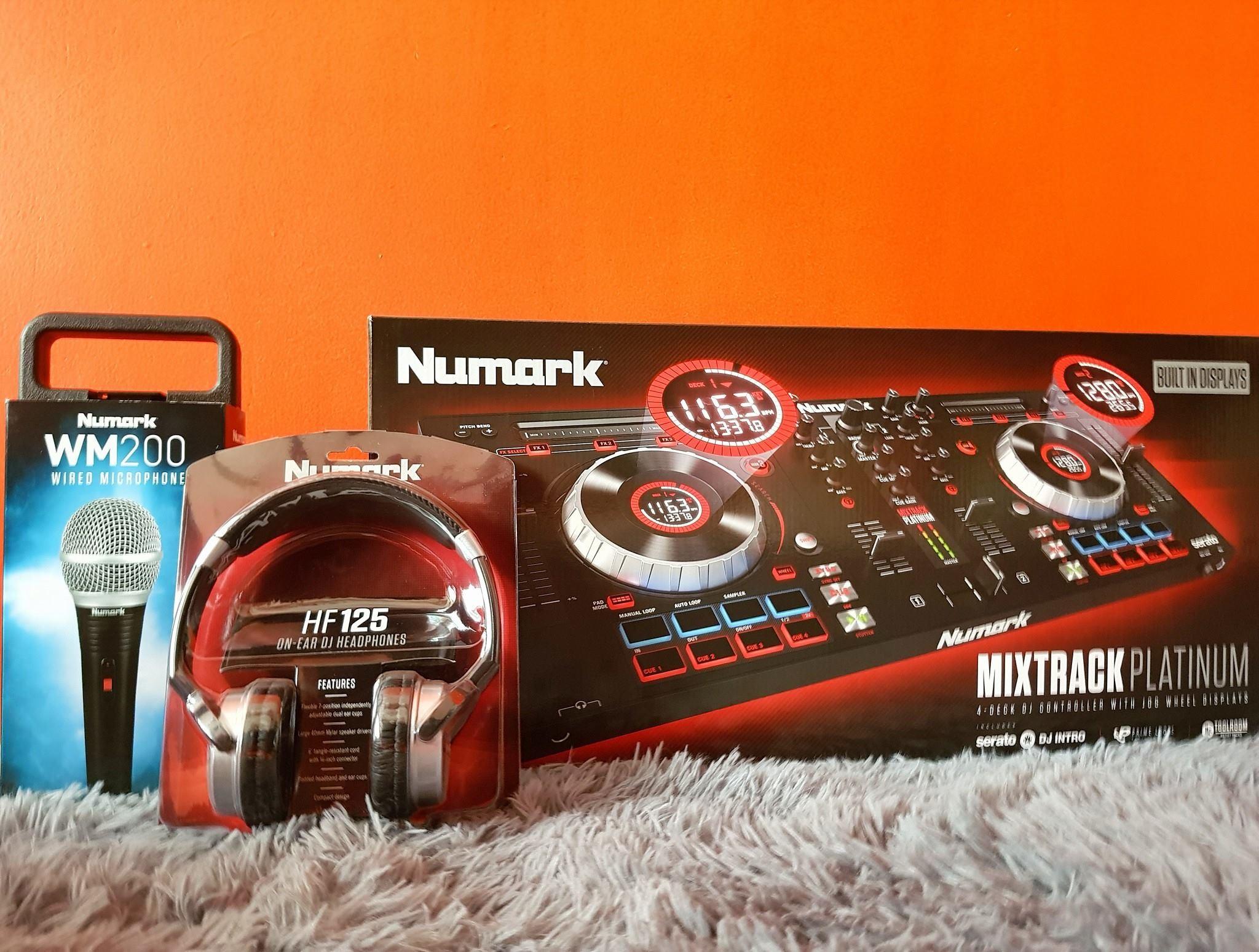 Tai nghe Numark HF125